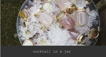 cocktail in a jar