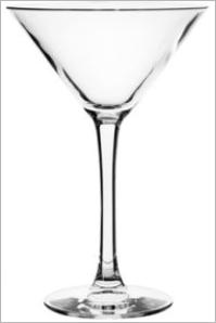 hire martini glasses Dublin